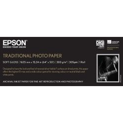 """Epson Traditional Photo Paper, 64""""x 15m"""