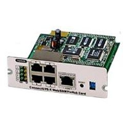 Eaton ConnectUPS-X Intern Ethernet 100Mbit/s