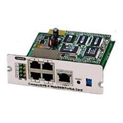 Eaton ConnectUPS-X Intern Ethernet 100Mbit/s