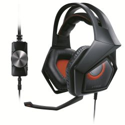 ASUS Strix Pro Stereofonisch Hoofdband Zwart, Oranje