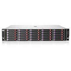 HPE StorageWorks D2700 25000GB Rack (2U) disk array