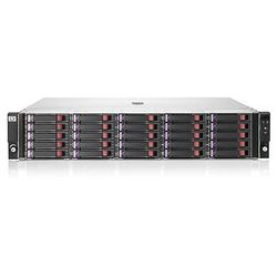 HPE StorageWorks D2700 10000GB Rack (2U) disk array