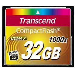 Transcend 1000x CompactFlash 32GB.