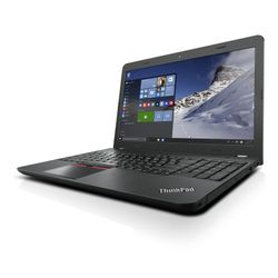 "Lenovo ThinkPad Edge E560 2.3GHz i5-6200U 15.6"" 1366 x 768Pixels Zwart Notebook"