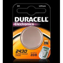 Duracell CR2430 3V Lithium 3V niet-oplaadbare batterij