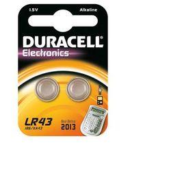 Duracell LR43 Alkaline 1.5V niet-oplaadbare batterij