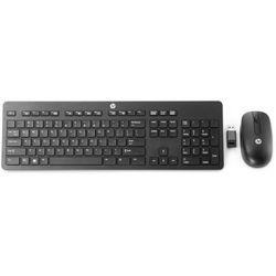 HP Wireless (International) toetsenbord RF Draadloos QWERTY Engels Zwart