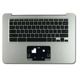 HP Top Cover & Keyboard (UK) Behuizingsvoet + toetsenbord