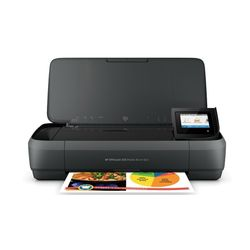 HP OfficeJet 250 4800 x 1200DPI Thermische inkjet A4 10ppm Wi-Fi