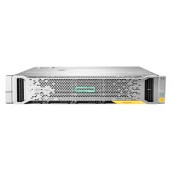 HPE StoreVirtual 3200 4-port 1GbE iSCSI SFF Storage disk array Rack (2U)