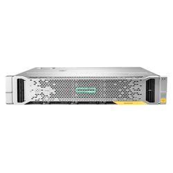 HPE StoreVirtual 3200 4-port 10GbE iSCSI SFF Storage disk array Rack (2U)