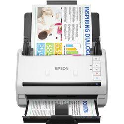 Epson WorkForce DS-530 Papier-gevoerd 600 x 600DPI A4 Wit