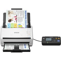 Epson WorkForce DS-530N Papier-gevoerd 600 x 600DPI A4 Wit