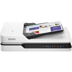 Epson WorkForce DS-1660W Flatbed scanner 600 x 600DPI A4