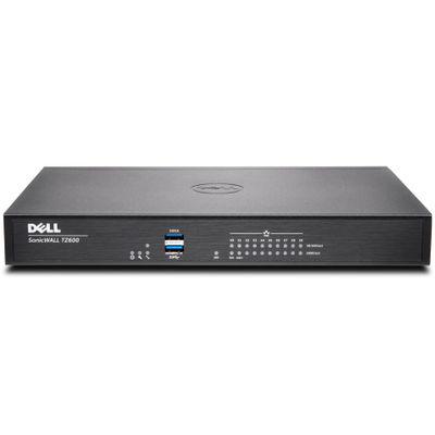 SonicWall TZ600 firewall (hardware) 1500 Mbit/s