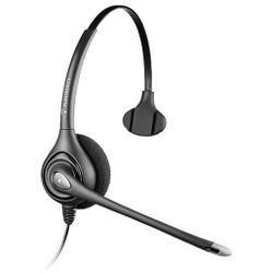 Plantronics SupraPlus HW351N/A Wideband Headset Hoofdband Zilver