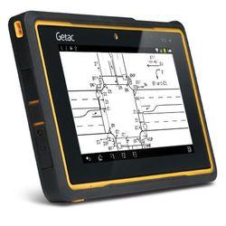 Getac Z710 16GB Zwart, Geel tablet
