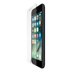Belkin ScreenForce Tempered Glass iPhone 7 Doorzichtige schermbeschermer 1stuk(s)
