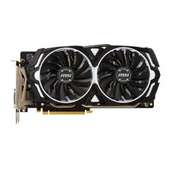 MSI GeForce GTX 1060 ARMOR 6G OCV1 GeForce GTX 1060 6GB