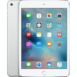 Apple iPad mini 4 Wi-Fi 32GB Silver (MNY22NF-A)