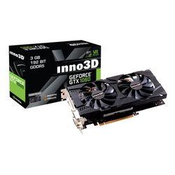 Inno3D GeForce GTX 1060 X2 3GB grafische kaart