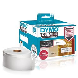 DYMO 1933081 Wit Zelfklevend printerlabel printeretiket