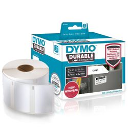 DYMO 1933084 printeretiket Wit Zelfklevend printerlabel