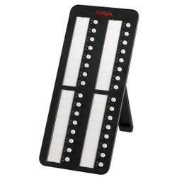 Avaya BM32 Button Module f/ 1616 Phone Zwart, Wit telefonie