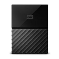 Western Digital My Passport 2.5 Inch externe HDD voor Mac 1TB Zwart