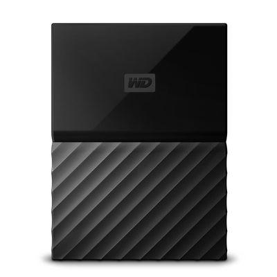 Western Digital My Passport 2.5 Inch externe HDD 1TB Zwart