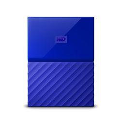 Western Digital My Passport 2.5 Inch externe HDD 1TB Blauw