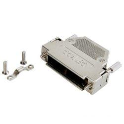 Conec 165X10179XE D-SUB Zwart kabel-connector