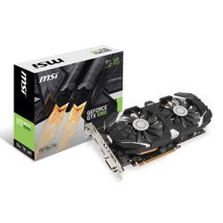 MSI GeForce GTX 1060 6GT OCV1 grafische kaart
