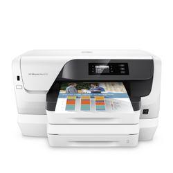 HP Officejet Pro 8218 Kleur 2400 x 1200DPI A4 Wi-Fi Zwart, Wit inkjetprinter