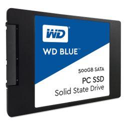 Western Digital Blue PC 500GB 2.5
