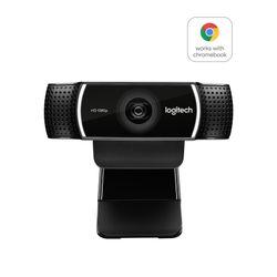 Logitech C922 1920 x 1080Pixels USB Zwart webcam