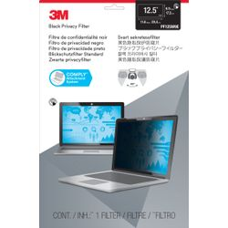 3M Privacy Filter 12.5 16:9 Edge to Edge, for Touch Laptop-PF125W9E