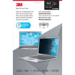3M Privacy Filter 13.3 Widescr 16:9 Frameless-PF133W9B