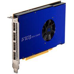 AMD RADEON PRO WX 5100 grafische kaart