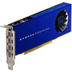 AMD RADEON PRO WX 4100 grafische kaart