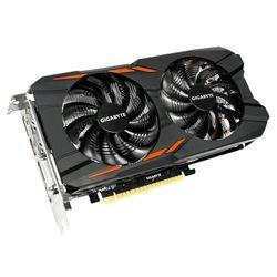 Gigabyte GeForce GTX 1050 Ti Windforce OC 4G grafische kaart