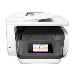 HP OfficeJet Pro 8730 Thermische inkjet 2400 x 1200 DPI 24 ppm A4 Wi-Fi