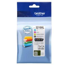 Brother LC-3219XLVAL inktcartridge Origineel Zwart, Cyaan, Magenta, Geel