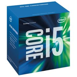Intel Core ® ™ i5-7600K Processor (6M Cache, up to 4.20 GHz) 3.8GHz 6MB Smart Cache Box processor-BX80677I57600K