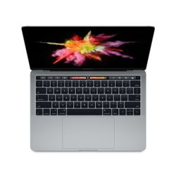Apple MacBook Pro 13-inch: Touch Bar 2,9GHz 512 GB Spacegrijs