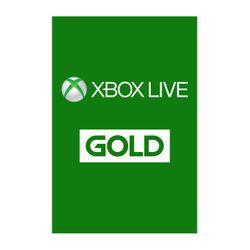 Microsoft Xbox Live Gold Membership