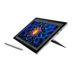 Microsoft Surface Pro 4 256GB Zilver tablet-ZZM-00008