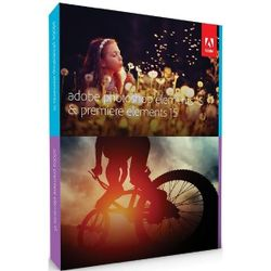 Adobe Photoshop Elements & Premiere Elements 15-65273393AD01A00