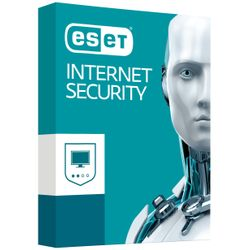 Eset Internet Security Full license 1gebruiker(s) 3jaar