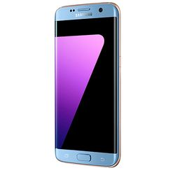 Tele2 Samsung Galaxy S7 Edge 32GB blue Blue